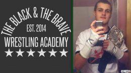 wrestling school black and brave student dies seth rollins wrestling wrestler