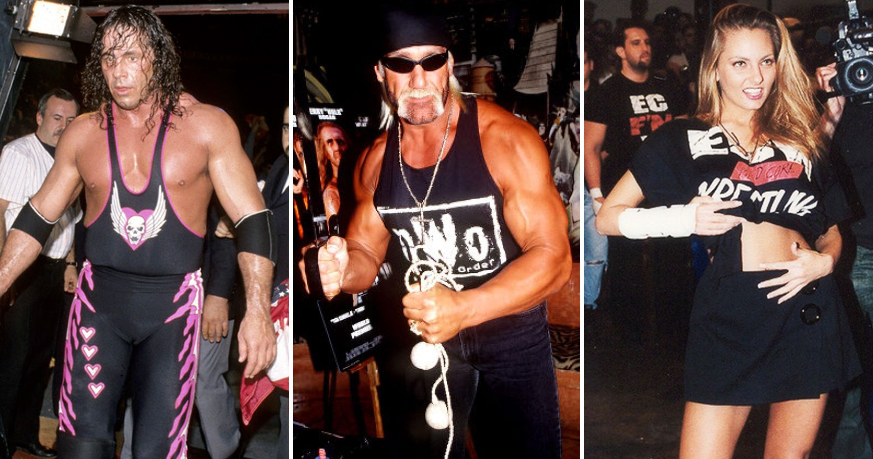 Top 5 Shocking Incidents From WWE, WCW, And ECW During The '90s