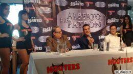 alberto del rio hooters press conference wwe release comfortable wrestling wrestler