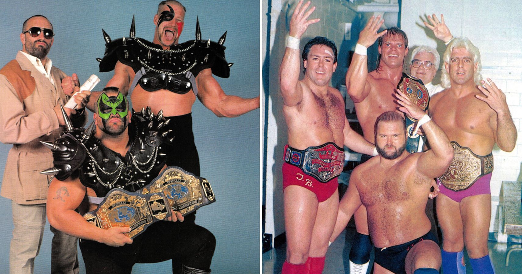 Old-School Wrestling: 8 Factions That Would Make It Today And 7 That Wouldn't