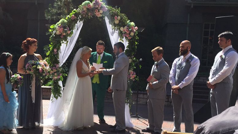 johnny gargano candice wedding disneyland worlds cutest tag team diy wrestling wrestlers nxt