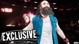 Luke harper cleared wwe doctors wrestling injury injured wrestler wyatt family
