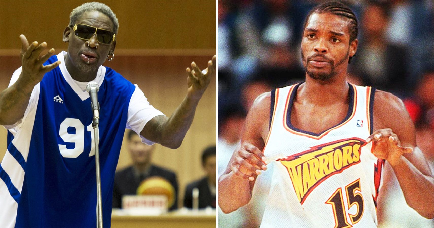 15 Great NBA Players That Were Terrible Human Beings