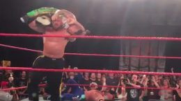 shell shock ryback hornswoggle house of hardcore wrestling wrestler ex wwe