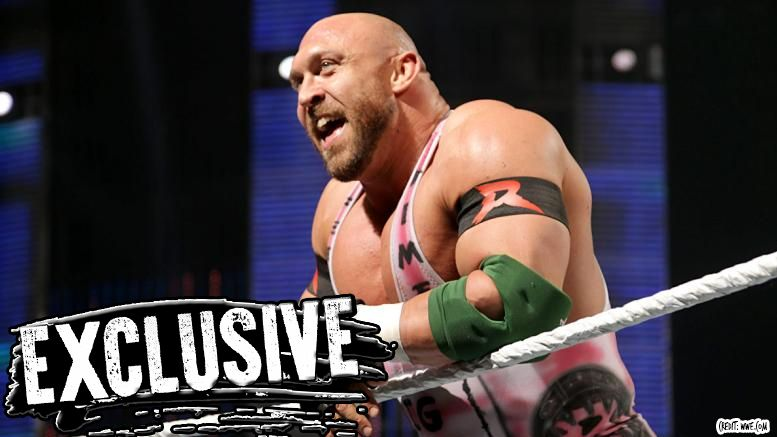 name change ryback ryan reeves big guy wwe wrestling wrestler