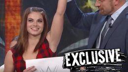 sara lee released tough enough wwe wrestler wrestling fired let go