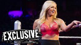 summer rae injured not cleared wwe wrestling wrestler total divas