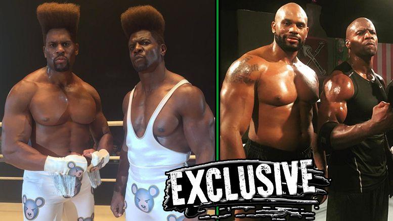 terry crews shad gaspard netflix sandy wexler movie adam sandler wrestling wrestler