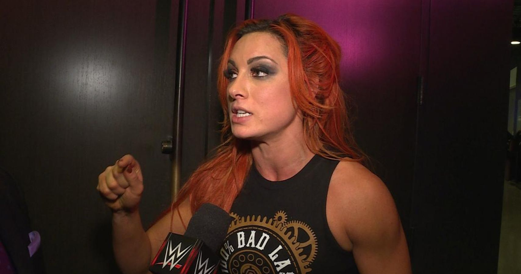 WWE Executive HATES Becky Lynch's Accent