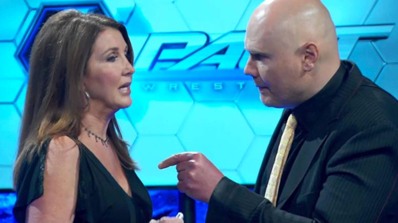 Billy corgan sues tna dixie carter wrestling wrestler