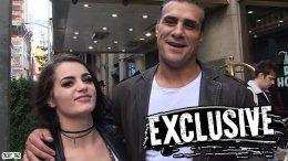 lawyer alberto del rio wife paige engagment proposal response wrestling wrestler wrestlers