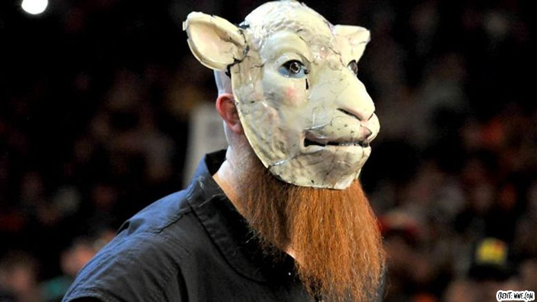 erick rowan injured injury surgery rotator cuff wrestling wwe wrestler wyatt family