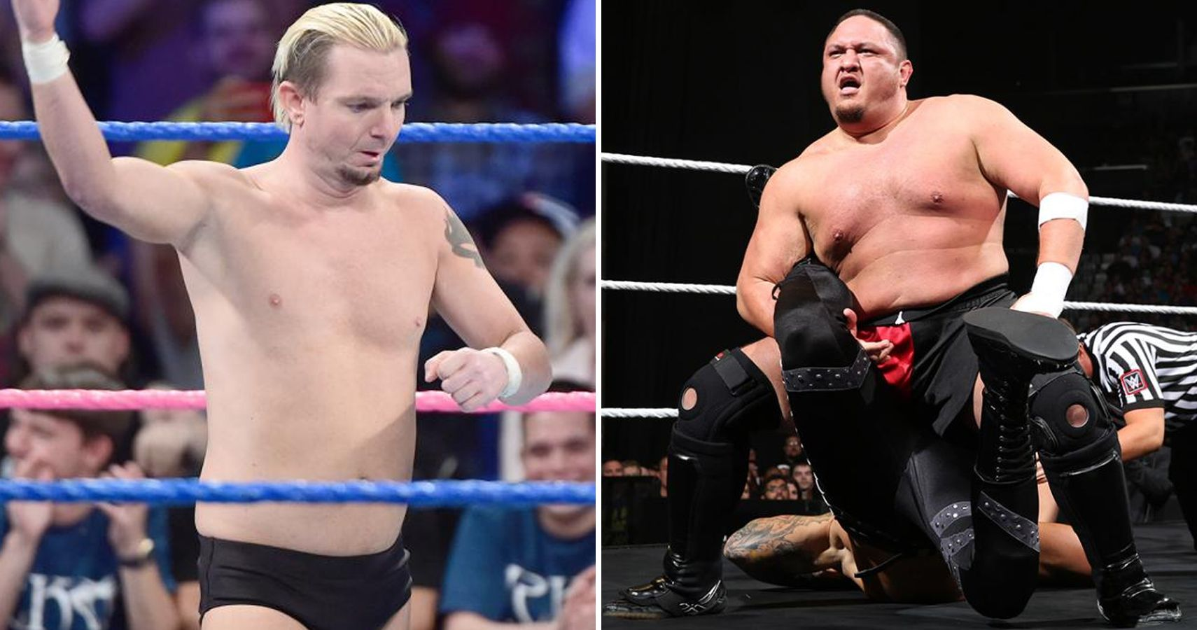 15 Current WWE Superstars With The Worst Physiques