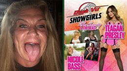 nicole bass strip club appearance happening teagan presley
