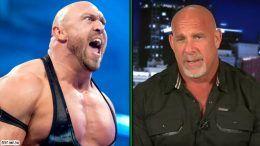 goldberg return ryback brock lesnar wrestler wrestling wwe