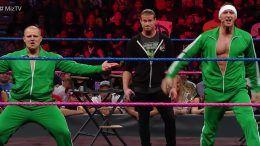 spirit squad dolph ziggler smackdown live reunion video no mercy wrestling wrestlers wrestler tag team miz maryse miztv