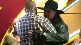undertaker nba birdman wwe wrestling opener cavs