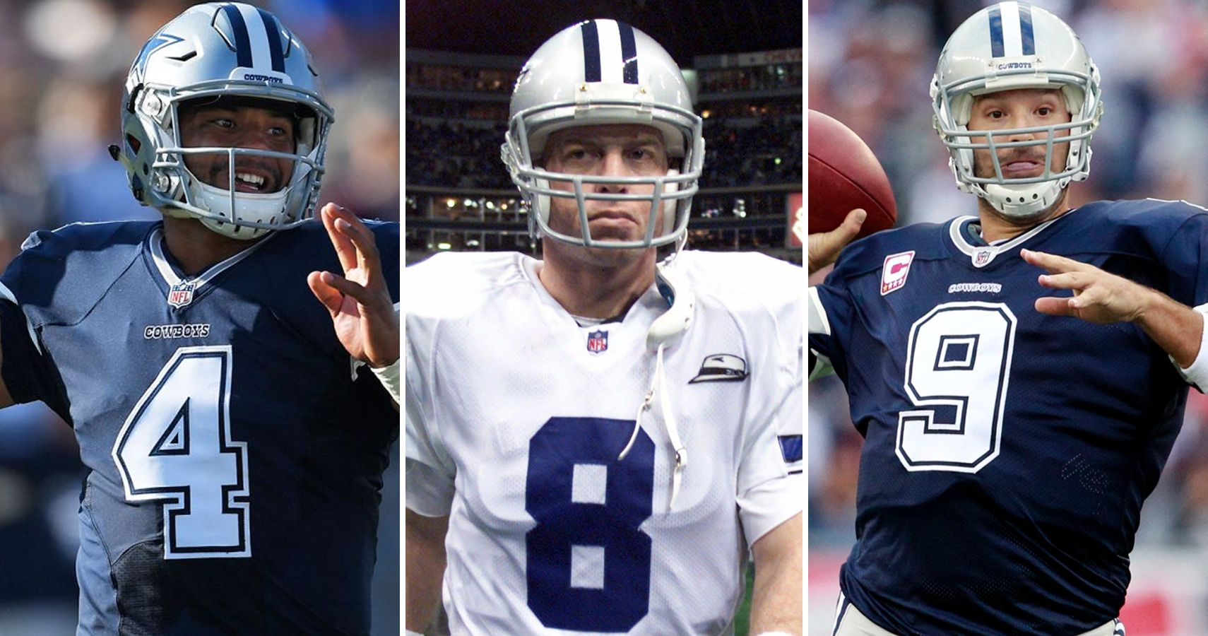 Ranking All 40 Starting QBs In Dallas Cowboys History