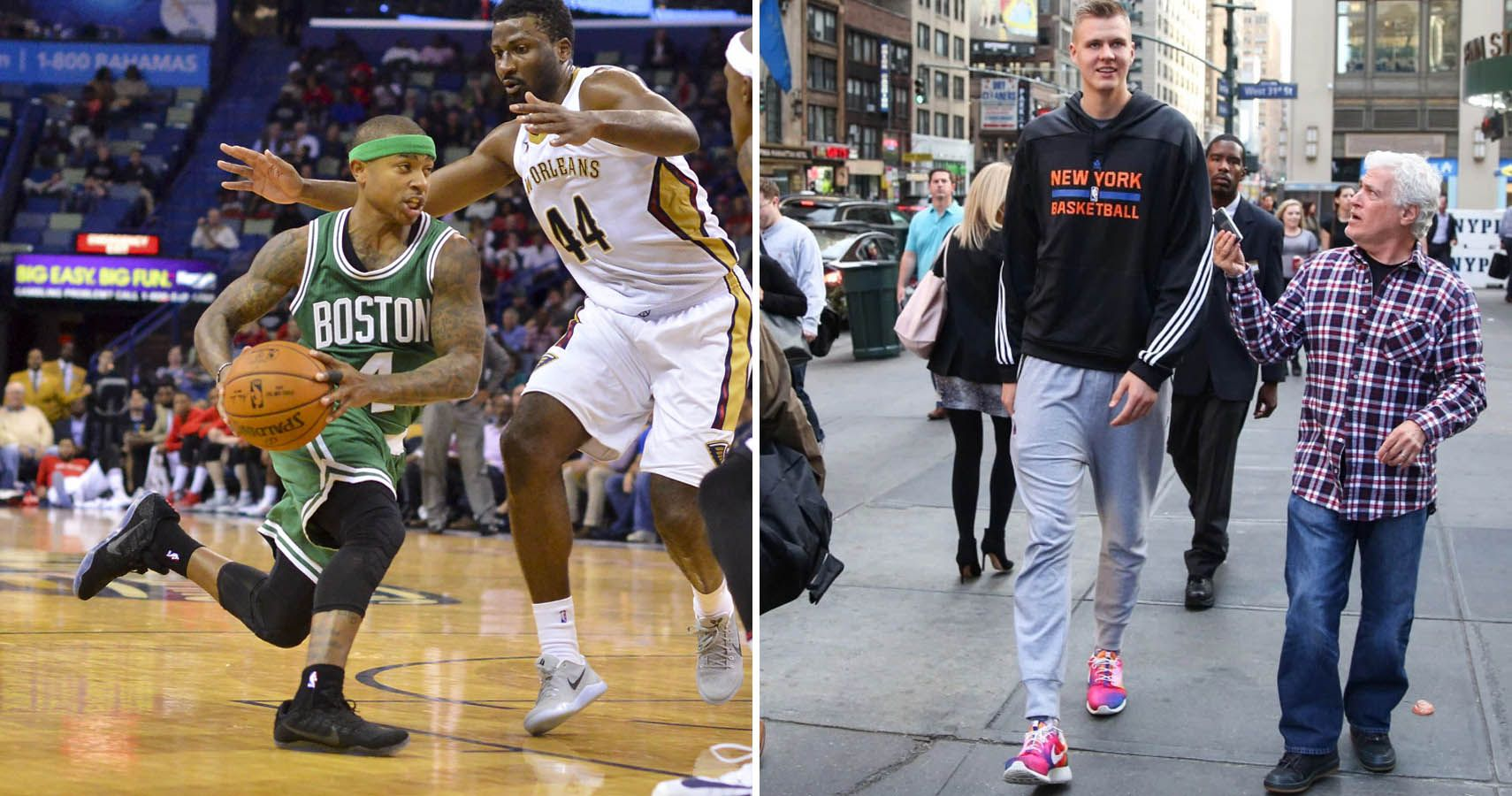 The 8 Tallest And 7 Shortest Nba Players Today Thesportster