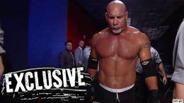 goldberg royal rumble wwe survivor series return brock lesnar wrestlemania wrestling