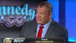 kane protesters donald trump fox news dolph ziggler video kennedy election
