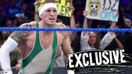 kenny dykstra wwe return fired day job no full time deal contract wrestling spirit squad smackdown live