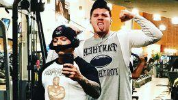 rey mysterio son wrestling training lucha underground wwe dominic wrestler