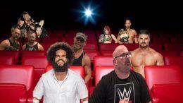 theater hacksaw ridge shawn michaels nxt performance center wrestling private screening