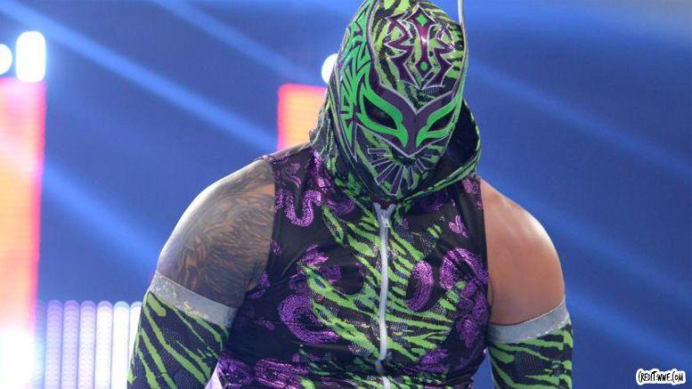 sin cara anger management wwe wrestler wrestling fight chris jericho