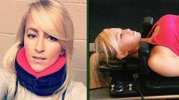 summer rae neck injury confirmed instagram post wrestler wrestling wwe