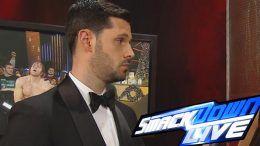 tom phillips smackdown live announcer nxt wrestling