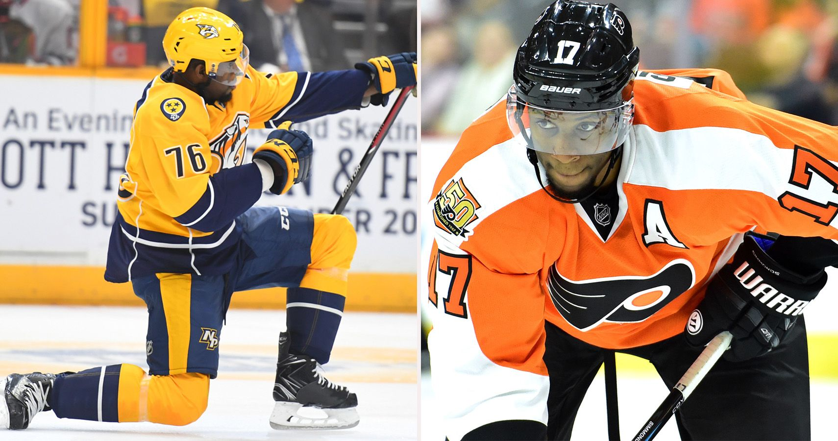 Top 15 Current Black NHL Players