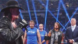 return 900th episode smackdown undertaker returns video survivor series video