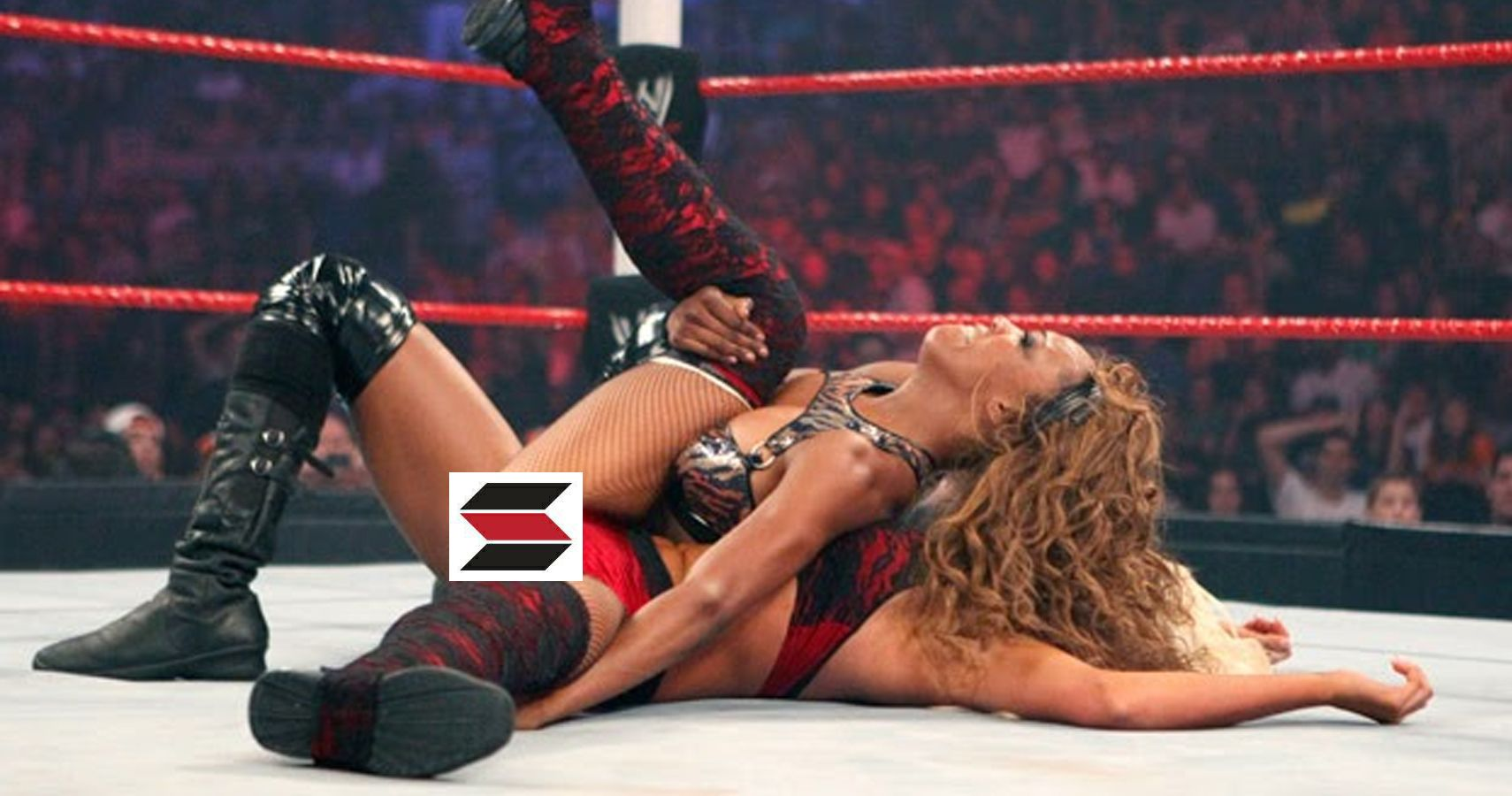 00b349a6323 Every Divas Wardrobe Malfunction In WWE History