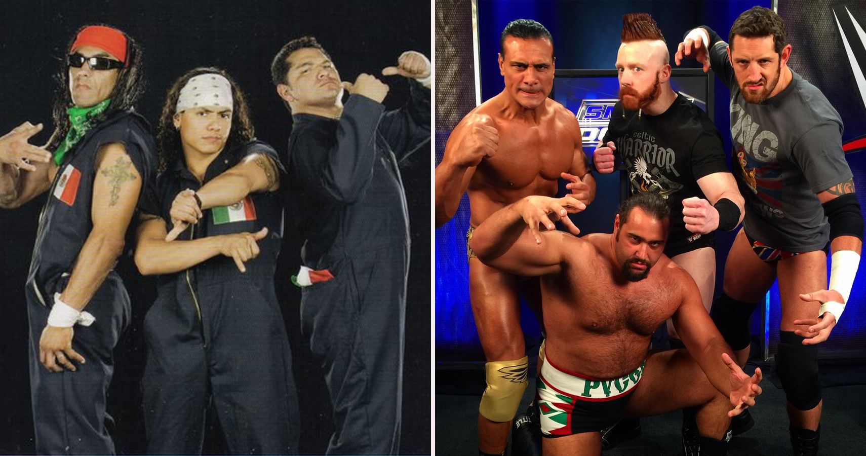 The 30 Worst Factions In Pro Wrestling History Thesportster