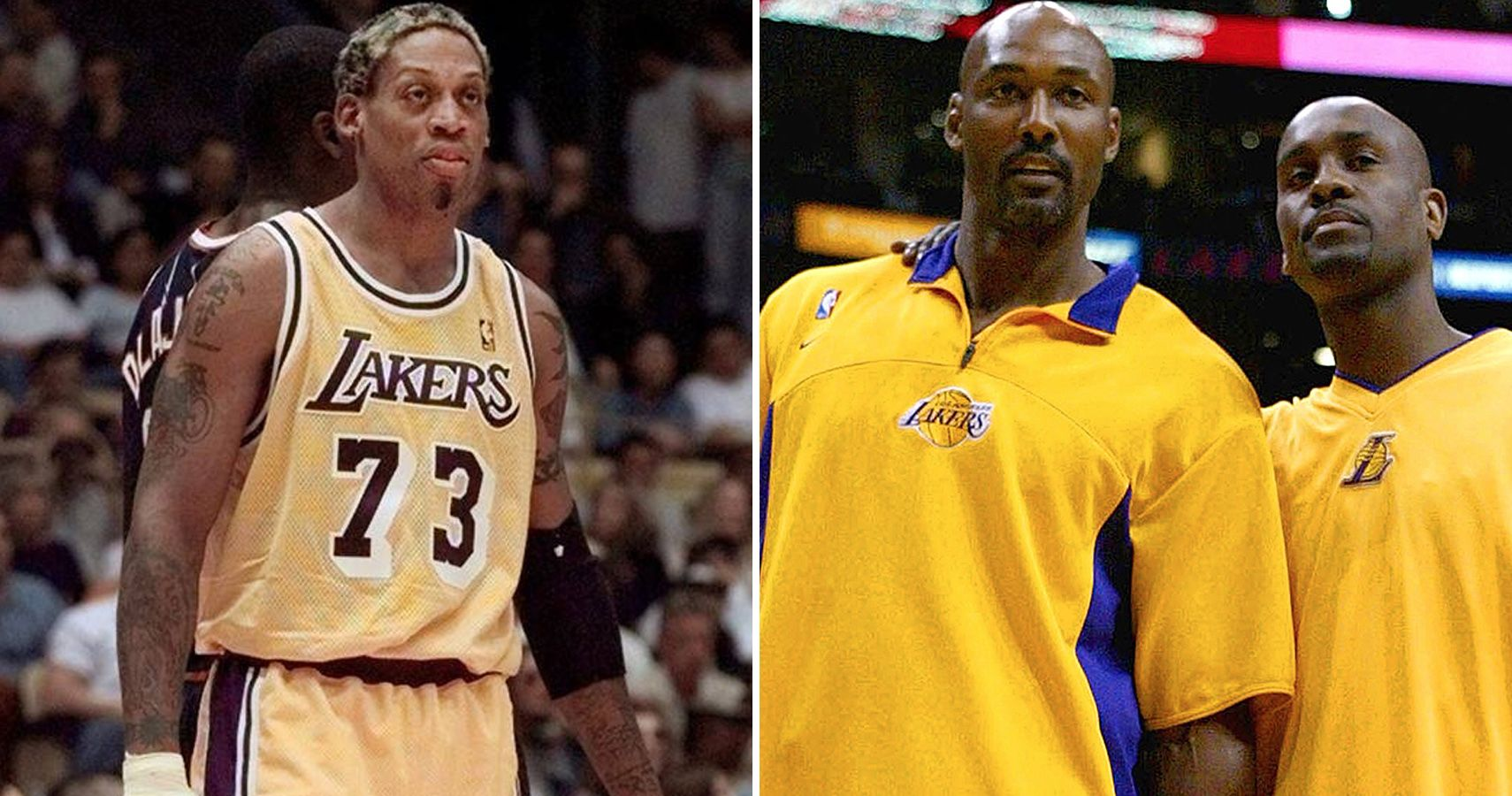 15be1dffe Top 15 NBAers You Forgot Played For The Lakers