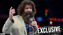 mick foley wwe wrestling general manager