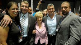 mcmahon family reacts linda donald trump cabinet administration transition wrestling wwe