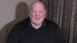 chael sonnen vader fight podcast diss video challenge wrestling wrestler mma