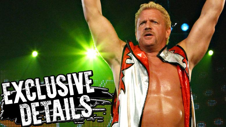Jeff Jarrett tna return impact wrestling gfw global force executive consultant dutch mantell zeb colter dixie carter