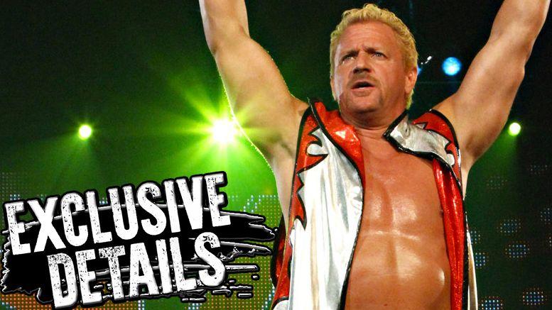 Jeff Jarrett tna return impact wrestling gfw global force executive consultant dutch mantell zeb colter dixie carter