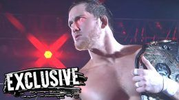 kyle o'reilly roh contract expired wrestle kingdom 11 results reddragon