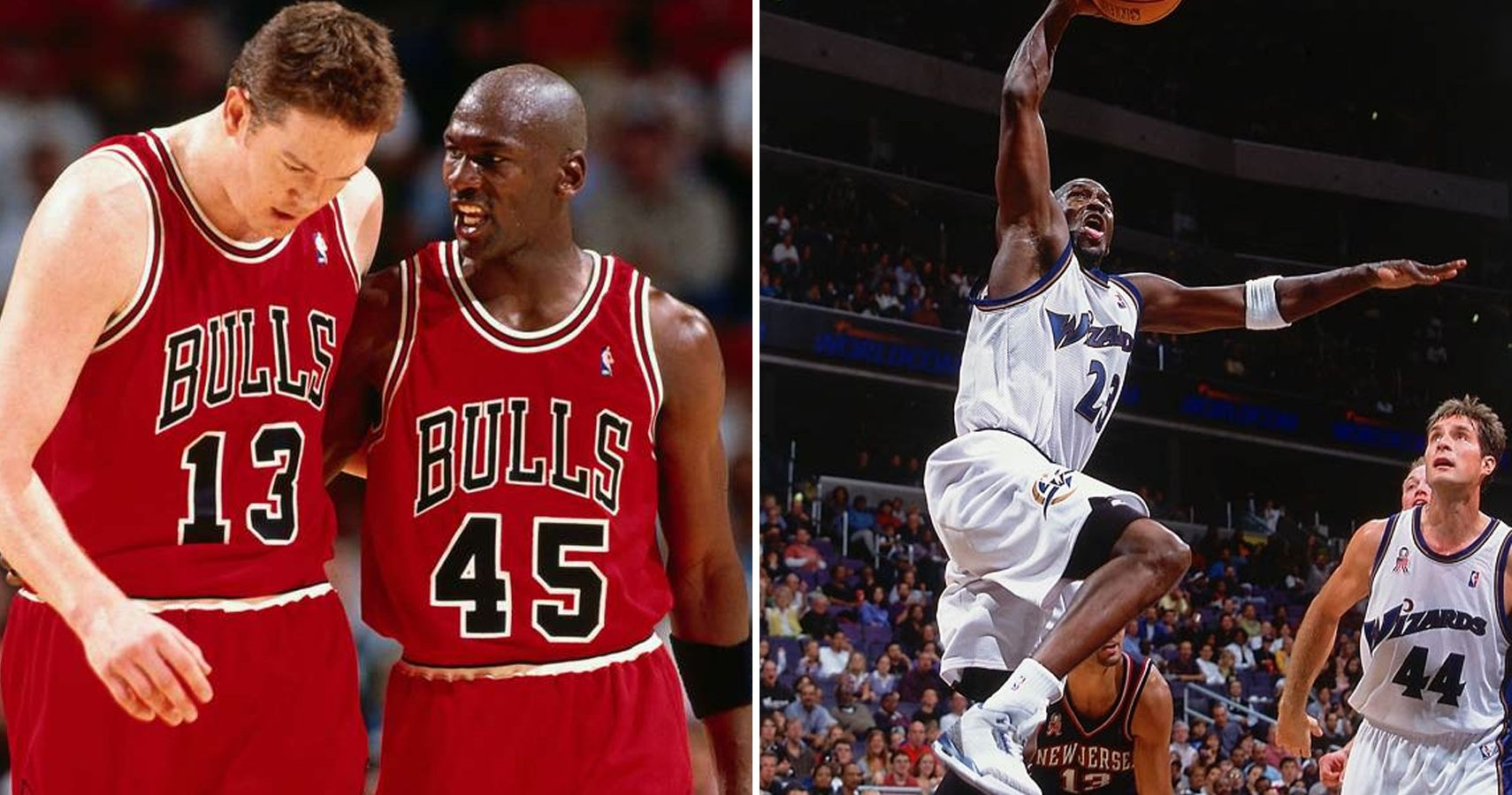 Top 15 Worst Teammates Michael Jordan Ever Had | TheSportster