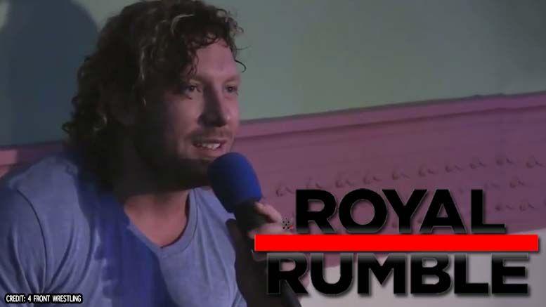 kenny omega, royal rumble, wwe, wrestling, njpw