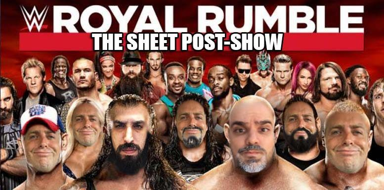 facebook live post-show royal rumble