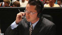 todd grisham ufc commentary wrestling wwe announcer