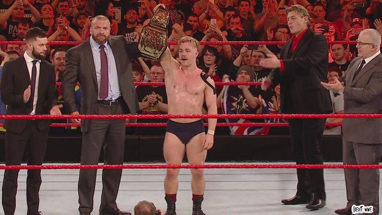 Tyler Bate, wins, uk championship, wwe, wrestling, united kingdom