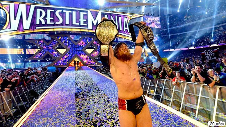 wrestlemania 34 new orleans wwe return wrestling