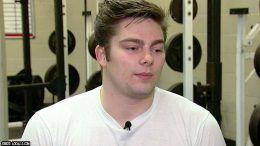 brian pillman son training wrestle video
