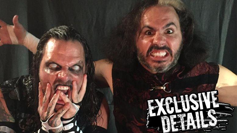 broken matt jeff hardy tna impact wrestling not signing new deals dissed